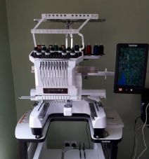 Brother PR1050x Embroidery machine service